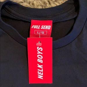 Full Send Nelk Shirts Nelk Boys Epstein Steve Will Do It Shirt Full Send Poshmark Er staan 151 steve will do it te koop op etsy, en gemiddeld kosten ze € 16,98. nelk boys epstein steve will do it shirt full send